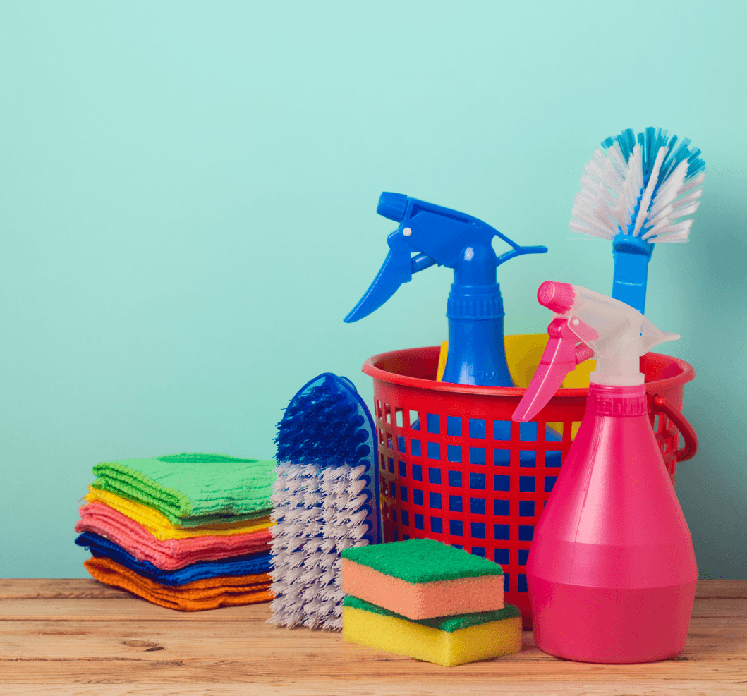 The Only Spring Cleaning List You'll Ever Need Cleaning Products