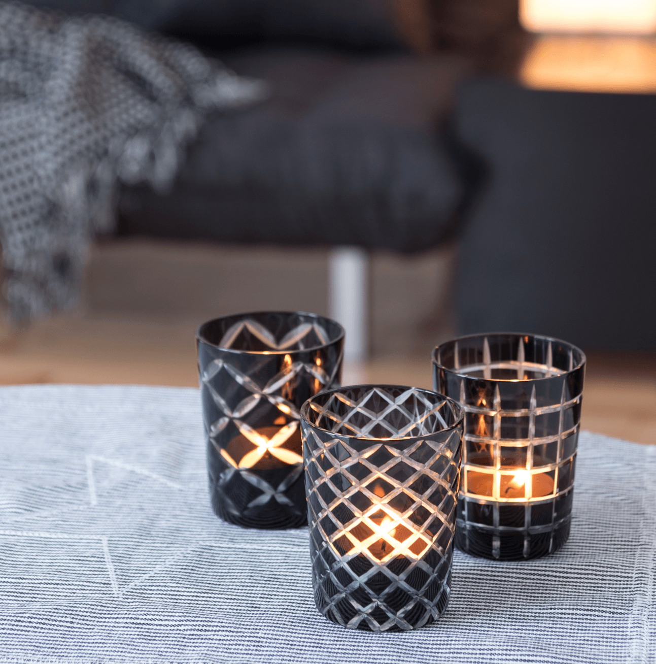 8 Ways to Cozy Up Your Home Candles Image
