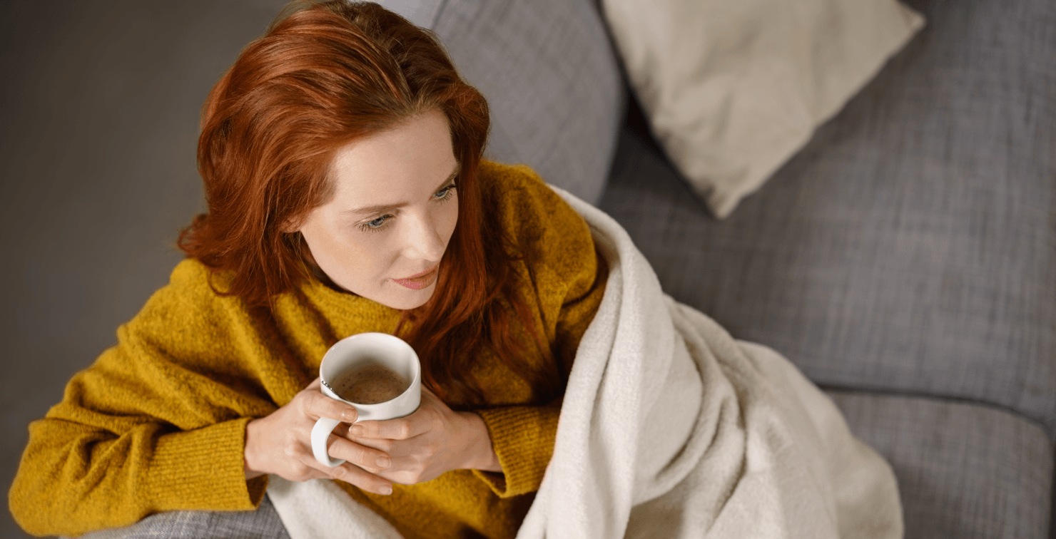 8 Ways to Cozy Up Your Home Redhead Featured Image