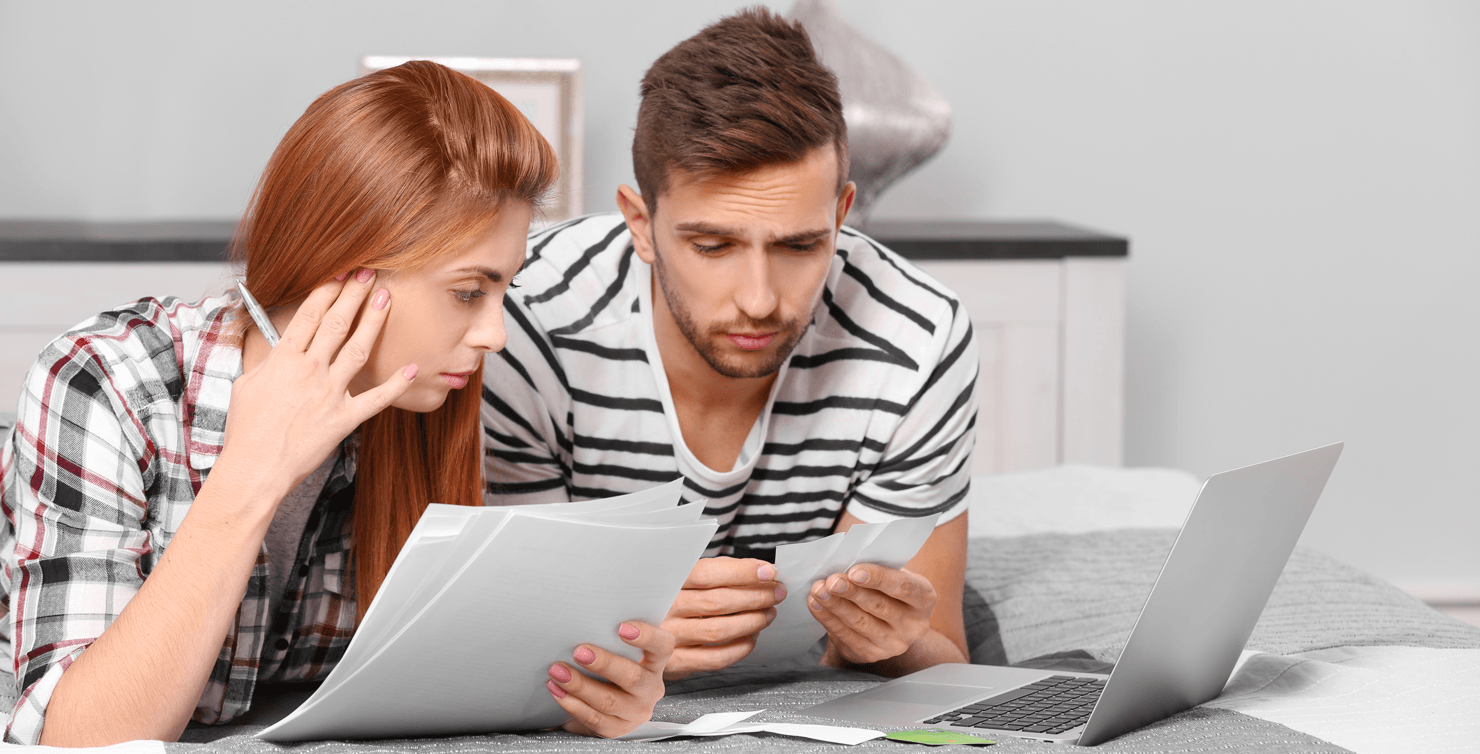 Mortgage SOS Your Credit Score Questions Answered Couple Featured Image