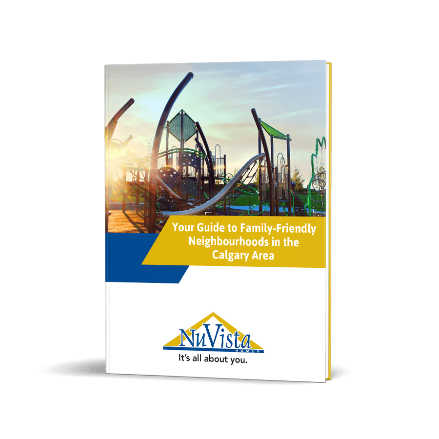 your guide family friendly neighbourhoods calgary area cover image